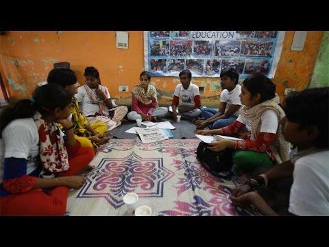Indian Street Kids Start Own Newspaper