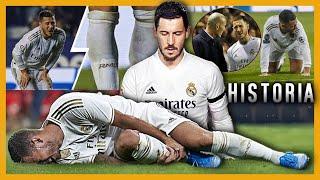 Sus Lesiones casi ARRUINAN al Real Madrid | HAZARD el PEOR fichaje de la Historia