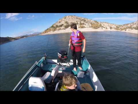 Arizona Striper And Crappie Fishing - Solid Day At Lake Pleasant