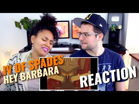 IV of Spades - Hey Barbara | REACTION