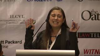 Virgina Lombardo - World Litigation Forum 2017 Dubai