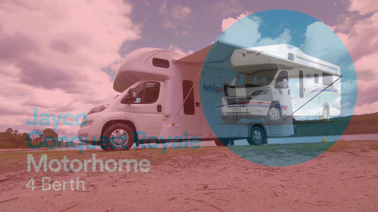 Motorhome & Campervan Hire Australia | Let's Go Motorhomes