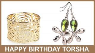 Torsha   Jewelry & Joyas - Happy Birthday