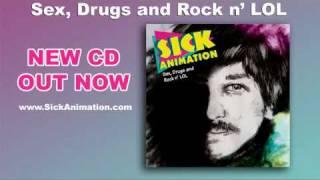 Hasta Animasyon yeni CD şimdi dışarı seks, Uyuşturucu ve Rock n' LOL -
