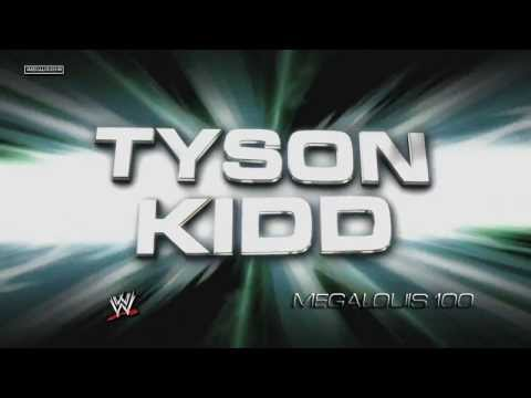 Tyson Kidd 4th and New WWE Theme Song - ''Right Here, Right Now'' (Loop Edit)
