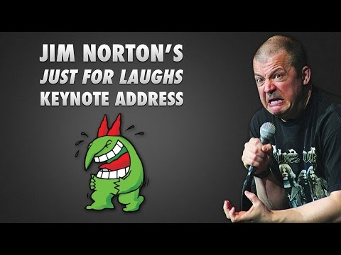 "Jim Norton's ""Just For Laughs"" Keynote Address (07/24/14)"