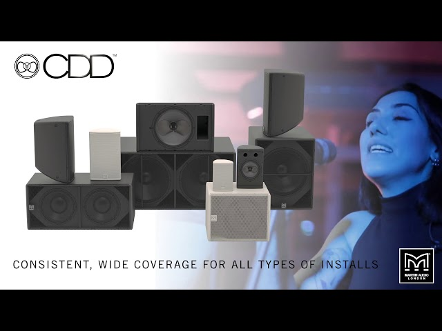 Martin Audio at InfoComm Connected 2020
