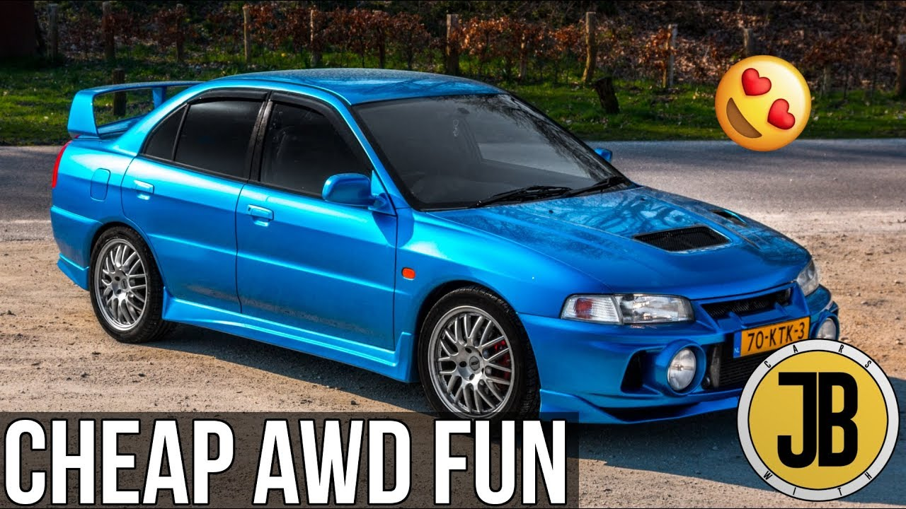 Cars Under 8000 >> Top 5 Cheap Fast All Wheel Drive Cars Under 8 000