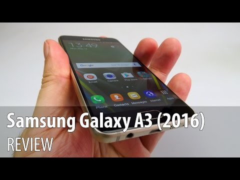 Samsung Galaxy A3 (2016) Review - GSMDome.com