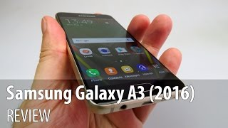 Samsung Galaxy A3 (2016) Review - GSMDome.com
