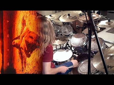 Kyle Brian - Alice In Chains - Sickman (Drum Cover)