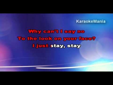 Kygo - Stay ft. Maty Noyes KARAOKE