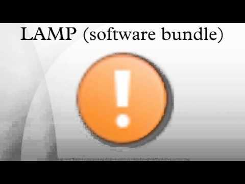 Amazing LAMP (software Bundle)