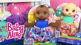 New Baby Alive Lil Slumbers Doll Unboxing and Details!