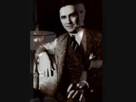 Bela Lugosi talks about Hungary (rare radio interview)