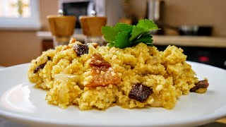 Смотрите как приготовить вкусную и сытную кашу. Цыганка готовит. Gipsy cuisine.