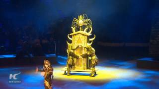 Incredible magic, stunning acrobatics: China International Circus Festival opens in Zhuhai