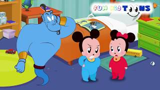 Mickey Mouse Kiss Ivy Mouse! Minnie Mouse Jealous! w  Mickey Mouse & Minnie Mouse Learn Colors #2