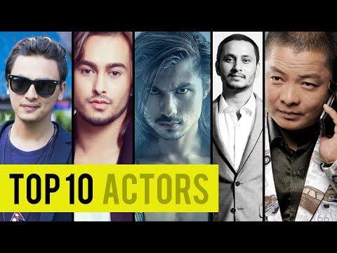 TOP 10 Actors of NEPAL