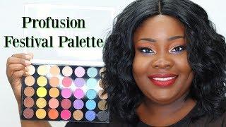 Profusion Cosmetics | Festival Palette