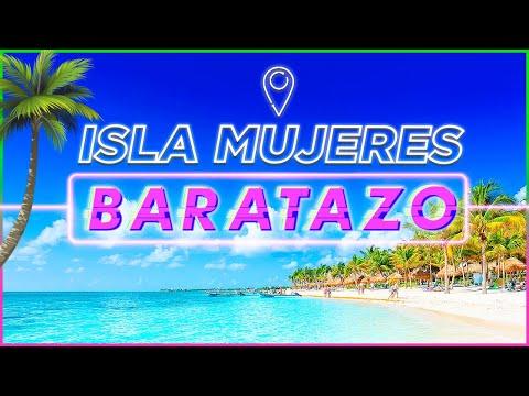 ¡Paraíso barato 🤩! Las fijas de Isla Mujeres 🏝️ | MPV en México 🇲🇽