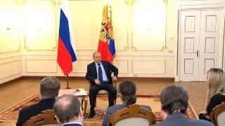 Путин о вводе войск в восточную и южную часть Украины.