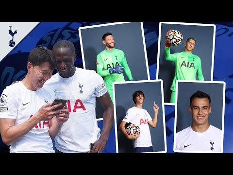 Sonny wreaks havoc on Media Access Day!  🤣 Behind the scenes |  2021/22 Premier League Photoshoot!