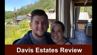 Davis Estates Winery Review