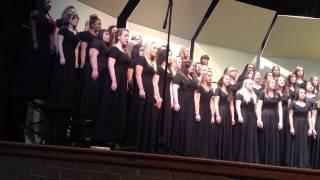 Frenship High School Choir - This Little Babe
