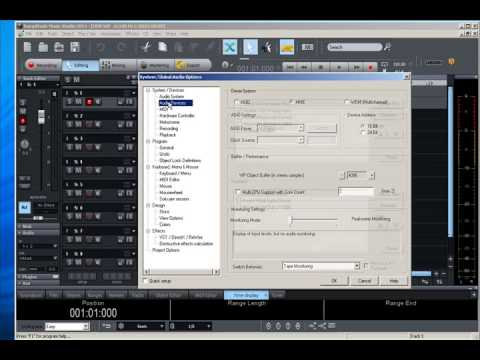 Samplitude 2014 Tutorial 1 Introduction to the Interface