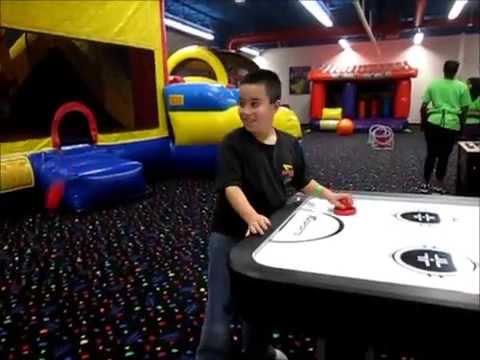 Wizard's Indoor Jump Center. Moreno Valley, California.