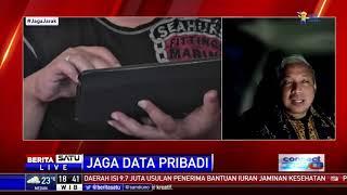Dialog: Jaga Data Pribadi