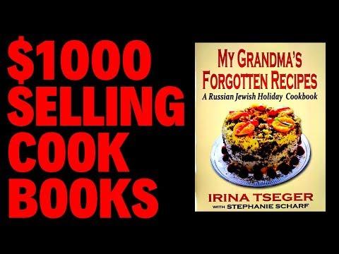 make-$1000-selling-cookbooks-online---start-selling-on-amazon-2019