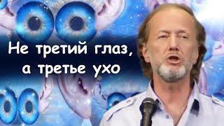 Михаил Задорнов - Не третий глаз, а третье ухо