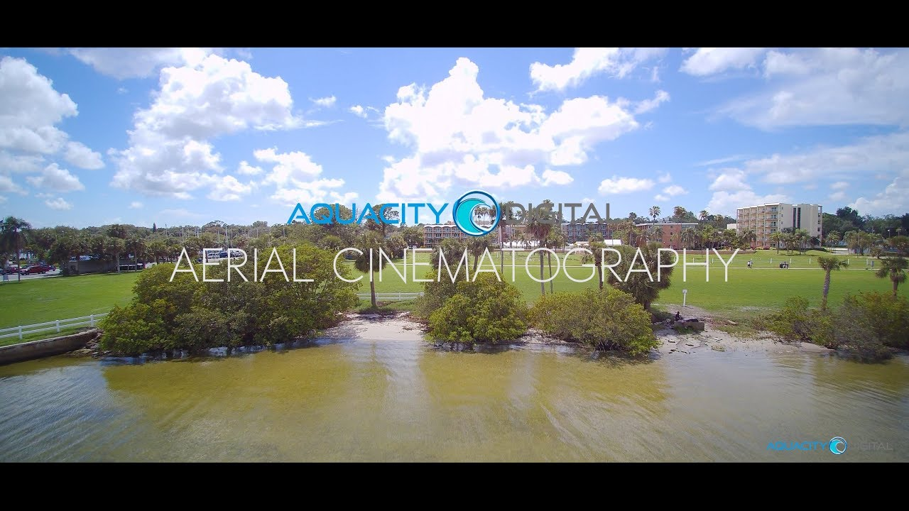Aerial Cinematography Demo Reel