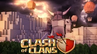 "Minecraft | Clash of Clans Nations - Ep 16! ""SECRET BANK VAULT"""