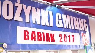 Dożynki w Babiaku, 27.08.2017, okrągłemiasto.pl