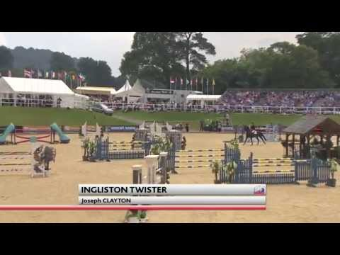 Showjumping - CSI 3* Bolesworth International