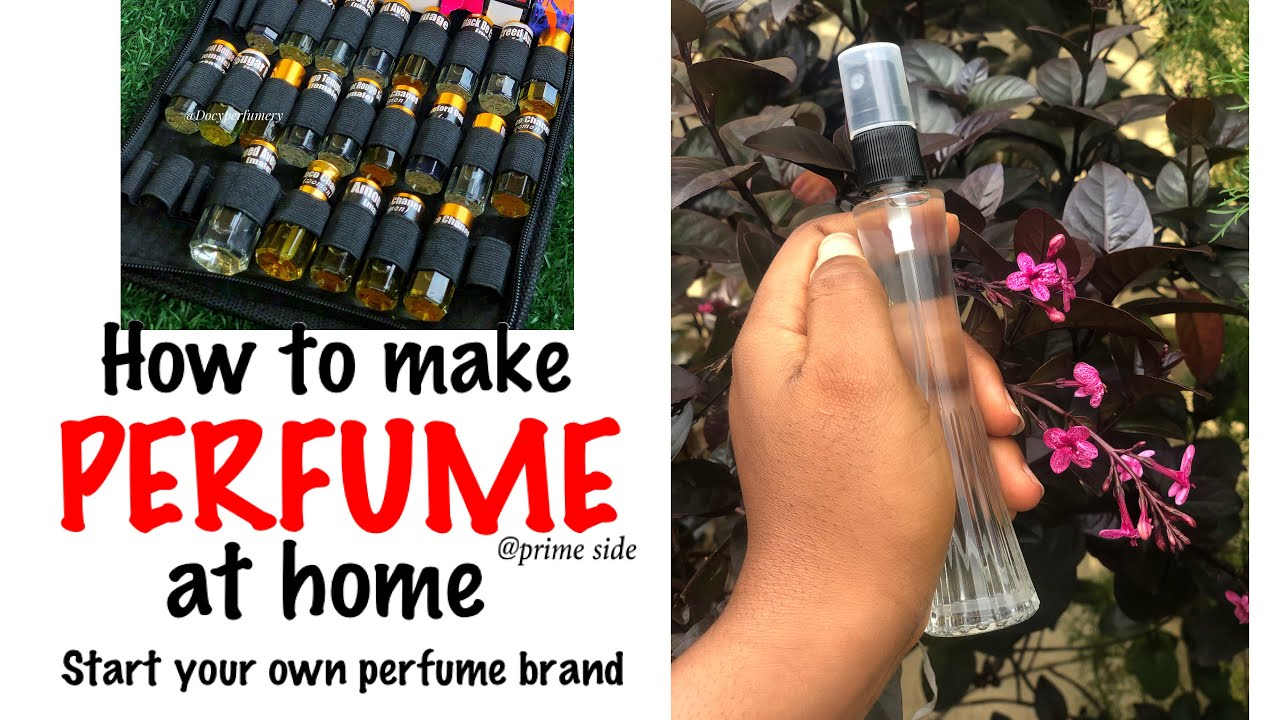 Download HOW TO MAKE PERFUME AT HOME   DIY PERFUME   START YOUR OWN PERFUME BRAND   PRIME SIDE