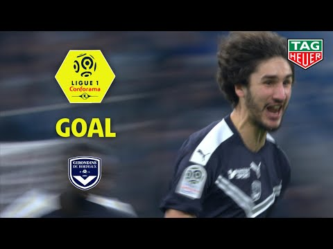 Goal Yacine ADLI (31') / Olympique De Marseille - Girondins De Bordeaux (3-1) (OM-GdB) / 2019-20