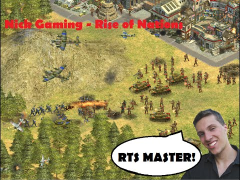 Nick Gaming Rise of Nations - War In The Pacific Part1