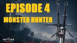 The Witcher 3: Wild Hunt Episode 4 - Investigating The Griffin