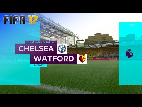 FIFA 17 - Chelsea vs. Watford @ Stamford Bridge