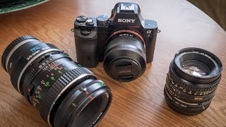 Video 5 Reasons to Buy a Sony A7 in 2018 - Medium Format on a Budget! download MP3, 3GP, MP4, WEBM, AVI, FLV Juli 2018