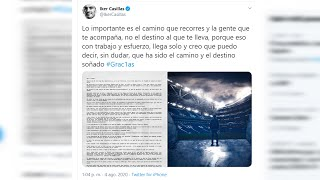 Iker Casillas, muere el portero y nace la leyenda