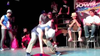 Bgirl Bonita Battle Highlights 2010