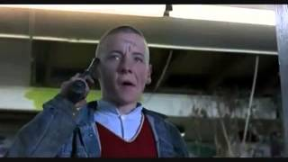 Romper Stomper-Pulling on the boot's