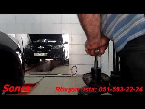 Chevrolet Malibu 2012b Amortizator Temiri