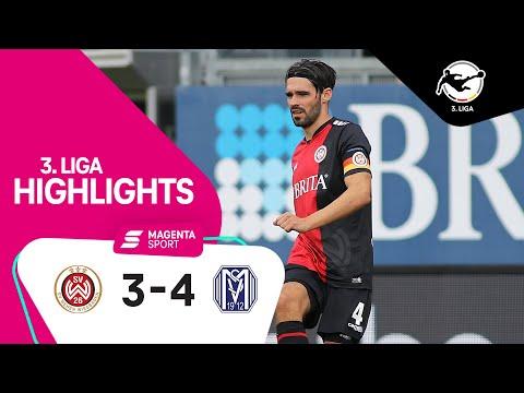Wehen Meppen Goals And Highlights