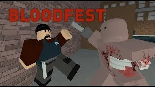 The Great Killing!! Roblox BloodFest with Neo Nikito32